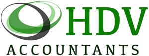 HDV accountants Logo